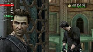 Uncharted 2 Any% PS4 Speedrun 1:23:34