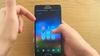 buzz Launcher - Galaxy Note 4 - Review!