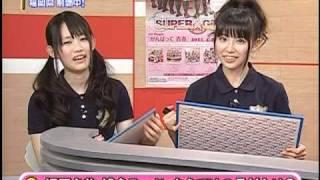2011/05/03 (火) つながるセブン その1 SUPER☆GiRLS(スーパーガールズ...