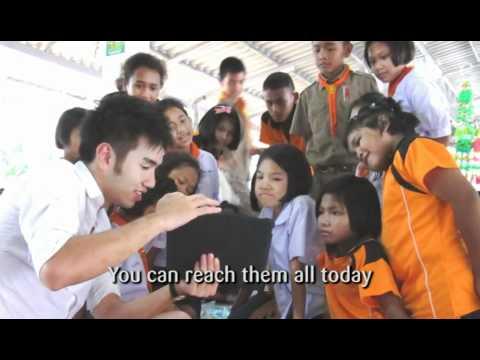 Singapore International Foundation - What we do