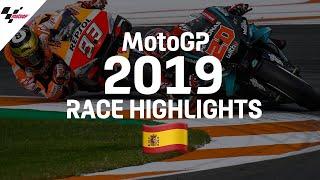 MotoGP Race Highlights   2019 #ValenciaGP