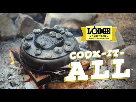 How to use a Cook-It-All from Lodge Cast Iron