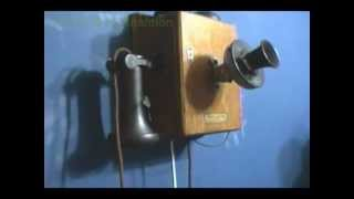 Western Electric 293A: A working antique telephone on a magicJack Plus+ line