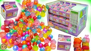 scented color changing lights num noms series 3 full truck of surprise blind bags toys