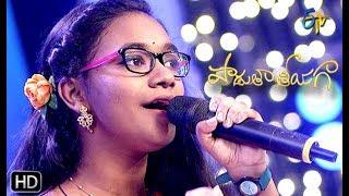 Nelaraja Ituchudara Song | Neha Performance | Padutha Theeyaga | 13th October 2019 | ETV Telugu
