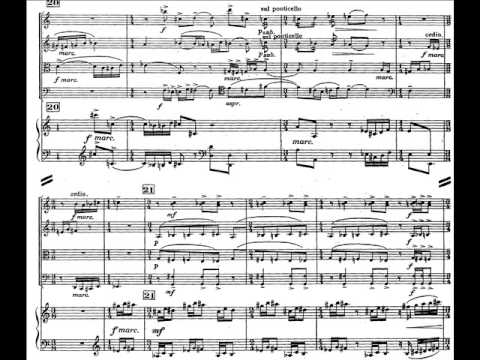 Harsanyi - Concertino for Piano and String Quartet (I)