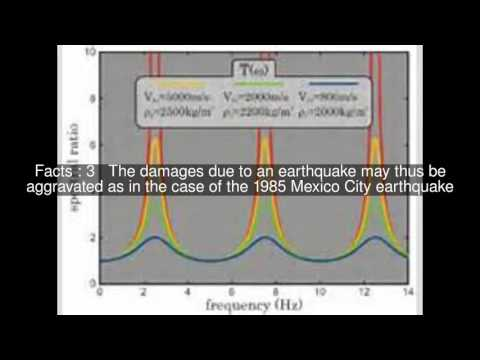 Seismic site effects Top  #5 Facts