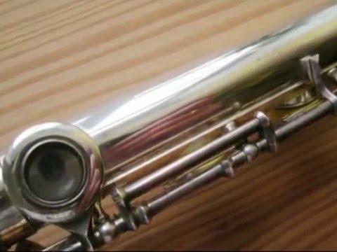 Oston-Brannen & Miyazawa flutes / comparison