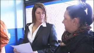 Vote de Jacqueline Galant à Jurbise