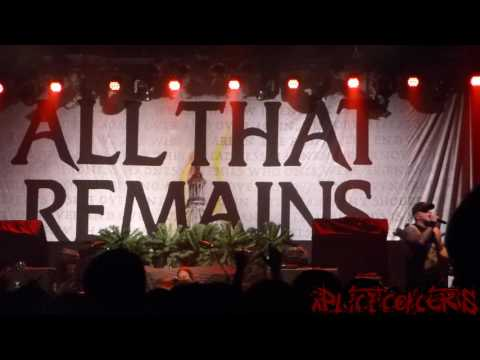 All That Remains Live - COMPLETE SHOW - Hampton Beach, NH (June 22nd, 2017) Ballroom [1080HD]