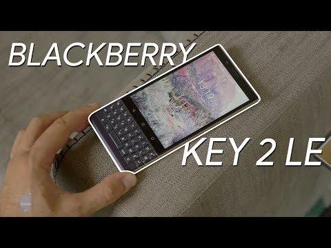 BlackBerry Key 2 LE Hands-on
