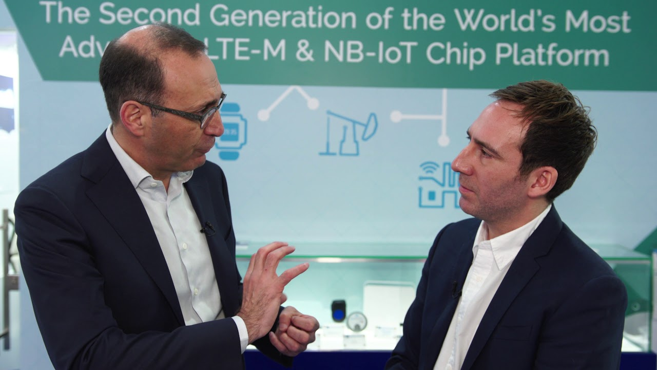 The Second Generation of the World's Leading LTE for IoT Chip Platform