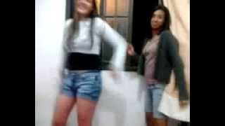 Thalyta e Mariana tesudas.