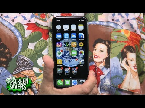 The New Screen Savers 129: iPhone X is Here