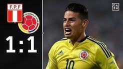 Doppelte WM-Freude: Peru - Kolumbien 1:1  | Highlights | WM-Quali | DAZN HD