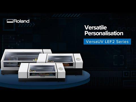 Roland DG VersaUV LEF2 Series