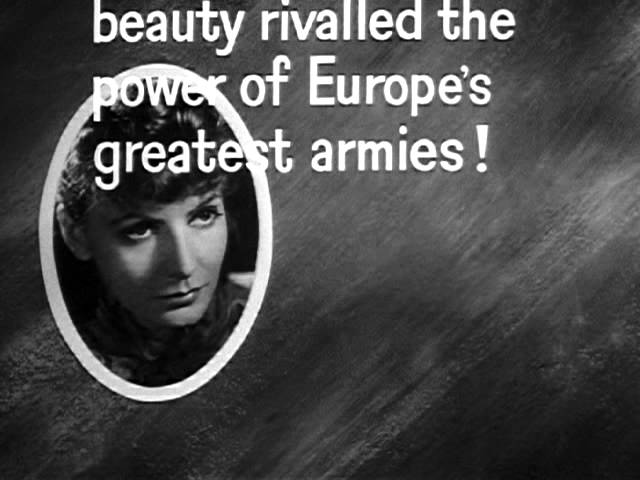 Mata Hari (1932) - Trailer