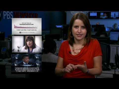 PBS NewsHour's Christina Bellantoni invites commentary on campaign ads
