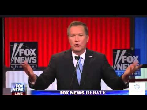 Fox News Republican Presidential Debate 03/03/2016 Detroit