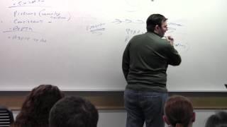 Brandon Sanderson Lecture 4: Sympathetic Characters Part 1 (1/6)