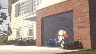 SFM - Kazot-oon Squid Kick [Splatoon Special Taunt(fake)]