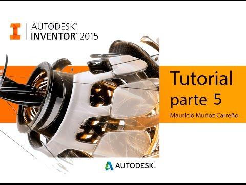 TUTORIAL INVENTOR 2015 PARTE 6 - VISTA AMERICANA Y EUROPEA