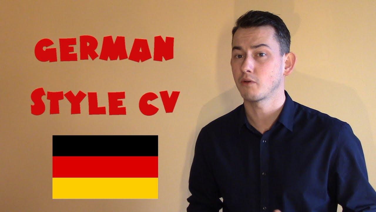 Germany 29 German Style Cv Youtube