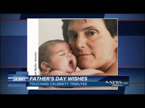 Celebrities Celebrate Dads on Father's Day | ABC News