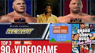 90s kids', we were gamers too   DeeprootTV