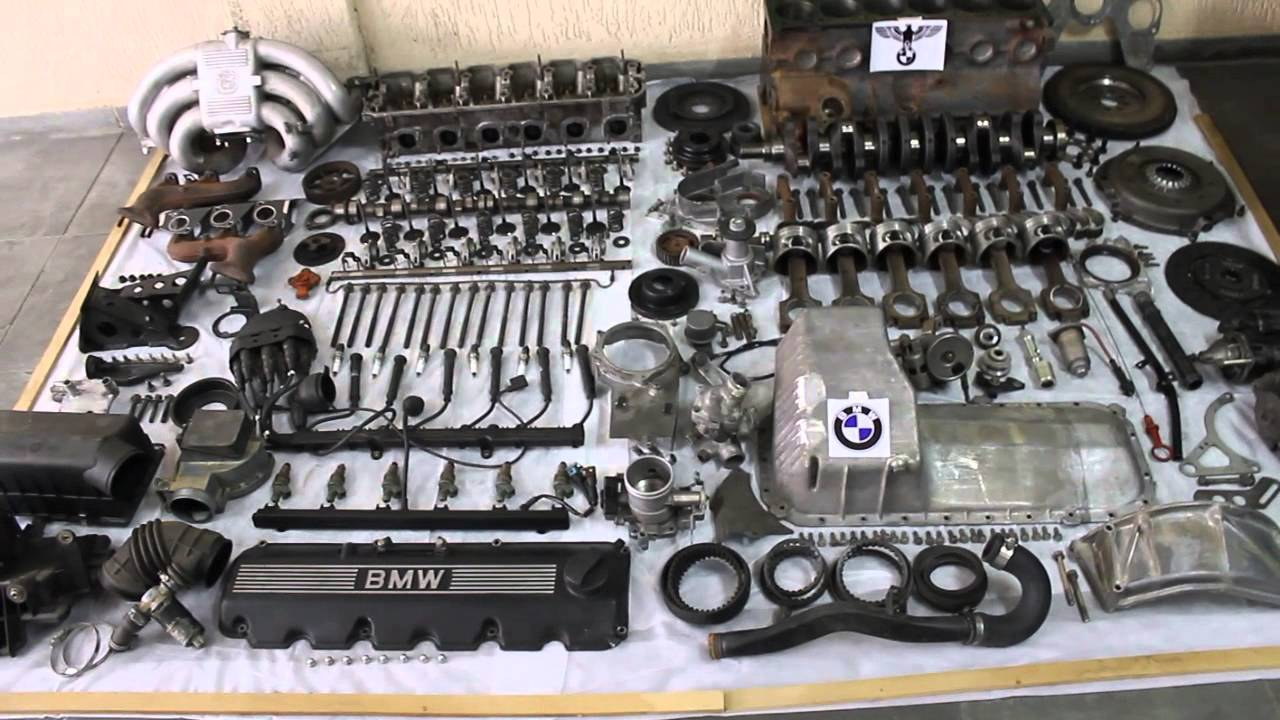 motor bmw e30 325i 1989 youtube rh youtube com BMW E30 M20 Engine BMW I6 Engine