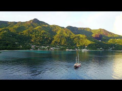 Seychelles  2017. Dji Mavic pro
