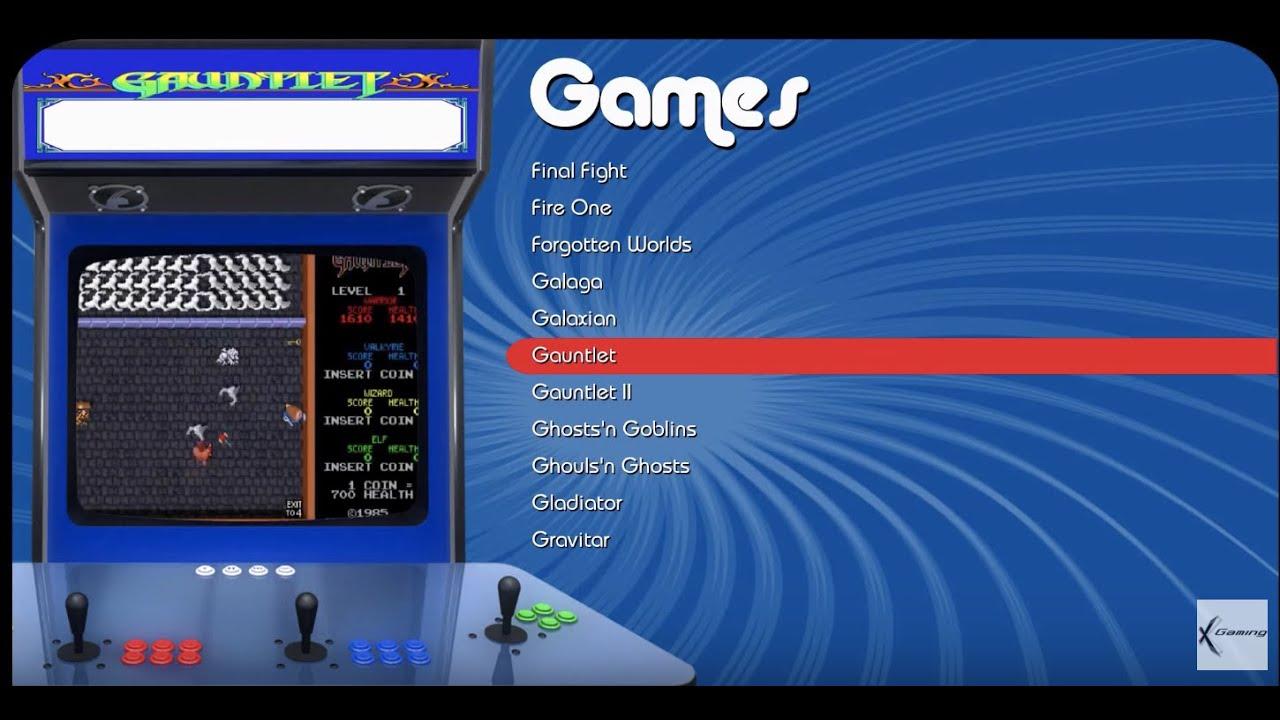 X-Arcade: Indestructible Arcade Joysticks & Arcade Machine