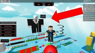 SLENDER MAN IN ROBLOX!!! [0 DEATHS SERIES] #3 'Mr Perfect'
