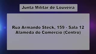 Confira as informações do alistamento militar 2019 - 18/01/2019