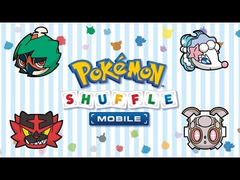 Make Way for Alolan Pokémon in Pokémon Shuffle!