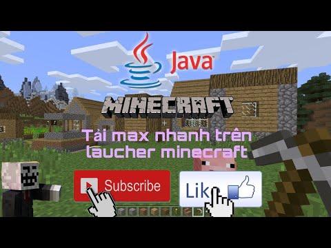 Cách Tải Minecraft Tlauncher Và Cài đặt Java Trên PC Thành Công 100%