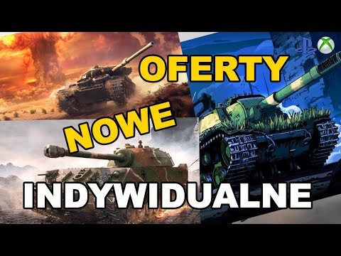 Nowe oferty indywidualne World of Tanks Xbox One/Ps4 thumbnail