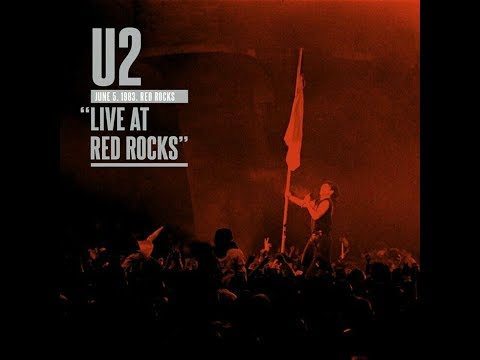 U2- LIVE AT RED ROCKS 1983