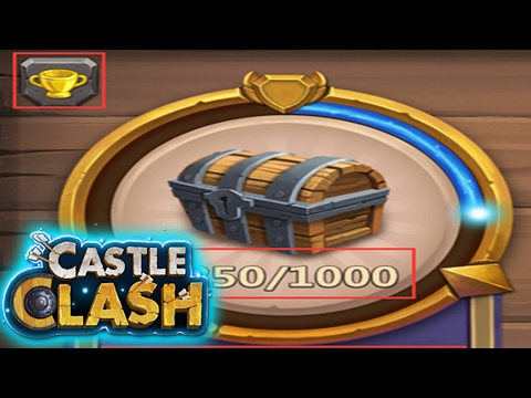 OPENING 50 GUILD CHESTS!!!