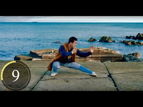 Shaolin Kung Fu Static Strength Training at Home - 30 Secs Interval Training