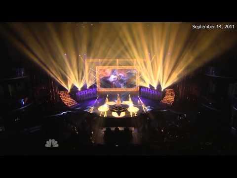 Jackie Evancho - Nessun Dorma in HD