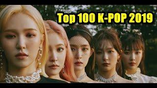 TOP 100 K-POP 2019