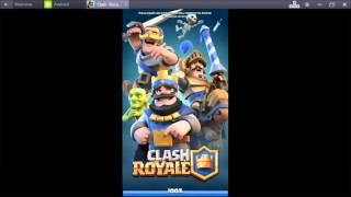 Видео-урок стратегия для начинающих /Clash Royale