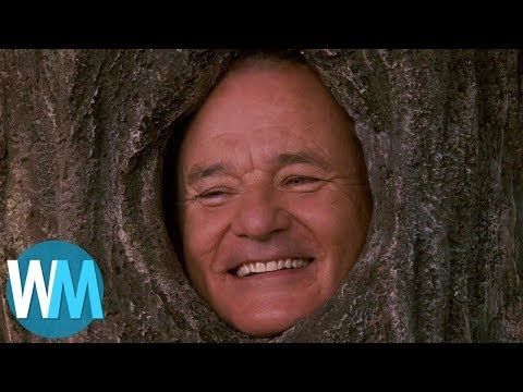 Top 10 Most Awesome Real Life Bill Murray Moments