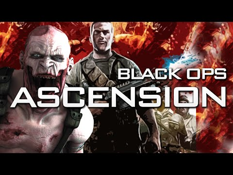 BLACK OPS ZOMBIES - ASCENSION ★ Call of Duty Zombies