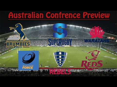 2017 Super Rugby Australian Squads Preview