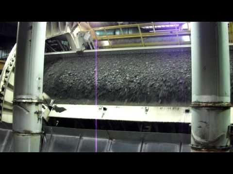 Superior Wisconsin Coal Dock... Train Coal Car Dumping