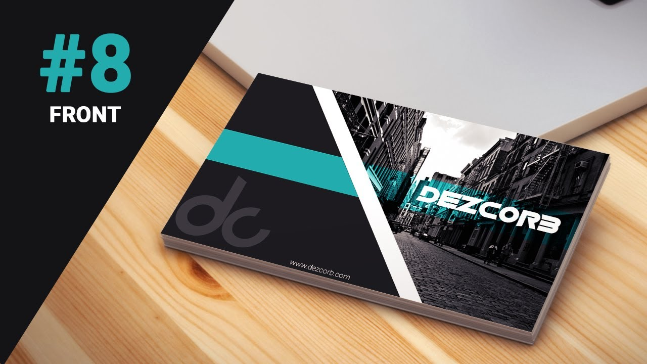 8 how to design business cards in photoshop cs6 classy business 8 how to design business cards in photoshop cs6 classy business card front reheart Choice Image