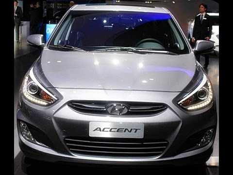 New Hyundai Accent 2017 With Detailed Specifications You