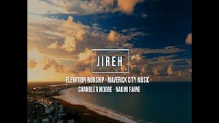 Elevation Worship Jireh Ft Chandler Moore Naomi Raine Instrumental - مهرجانات